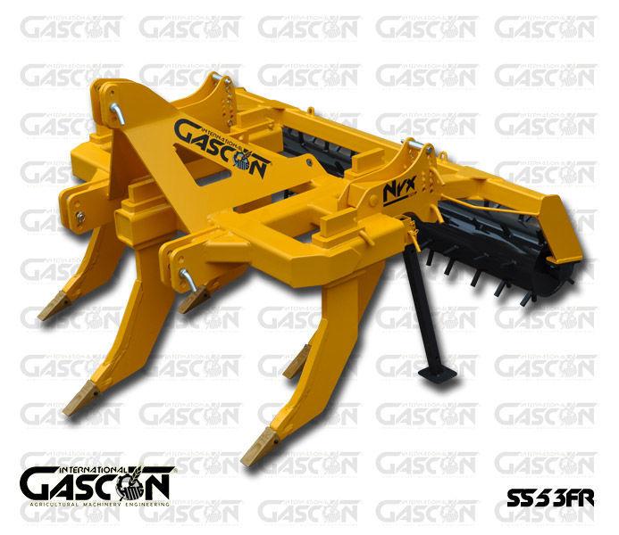 neuer GASCON  Glubokoryhlitel Gascon SS-5-3FR (150-210 l.s.) Tiefenlockerer