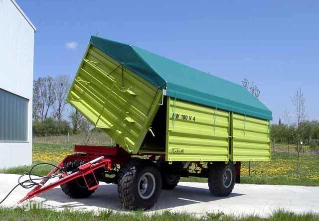 neuer CONOW HW 180 Zweiseiten-Kipper V 4 Traktoranhänger