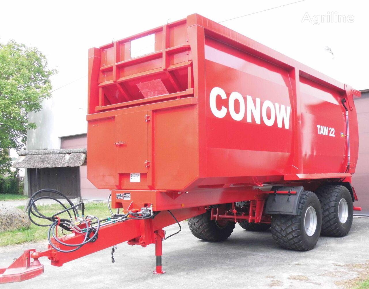 neuer CONOW TAW 22 Traktoranhänger