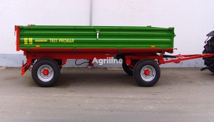 neuer PRONAR Traktoranhänger