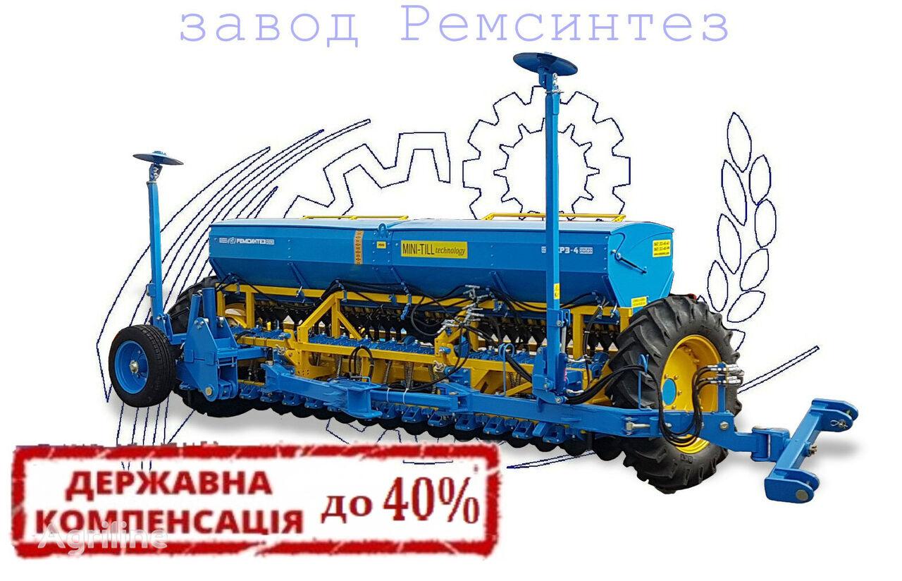 neue REMSINTEZ SZ-3,6 (4 i 5,4) zernovaya mechanische Sämaschine