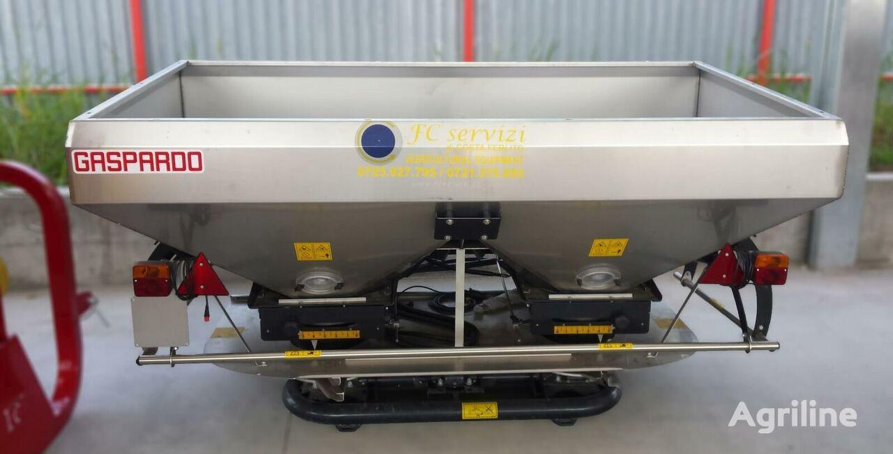 neuer GASPARDO Fertilizator centrifug cu disc dublu model Zeno 32 , versiune in Düngerstreuer