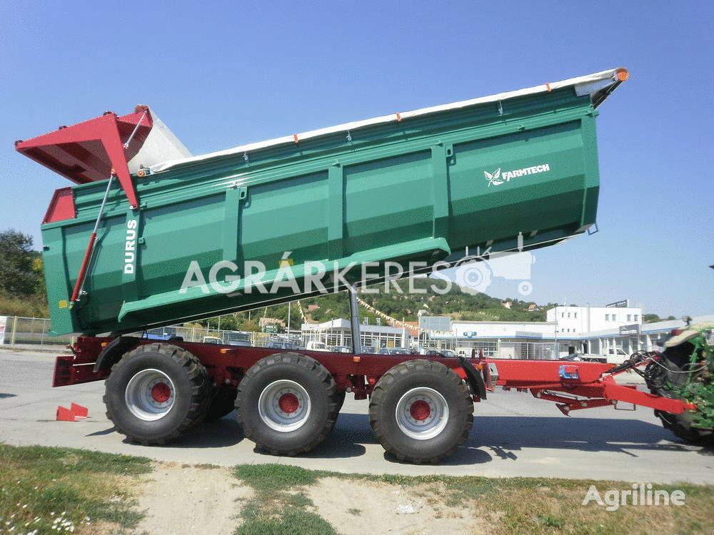 neuer FARMTECH DURUS 3000 Traktoranhänger