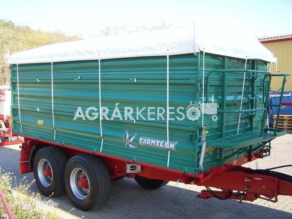 neuer FARMTECH TDK-1800 Traktoranhänger