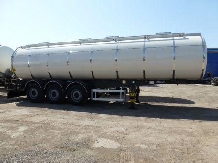 neuer SANTI-MENCI (ID-) pishchevaya cisterna 3 kamery SANTI-MENCI Lebensmitteltank