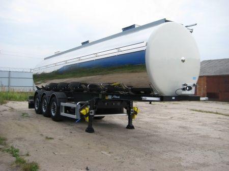 neuer SANTI-MENCI pishchevaya cisterna SAF Modul OFF-Road (ID-1859) SANTI- Lebensmitteltank
