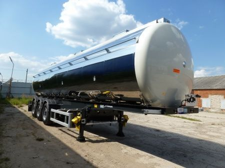 neuer SANTI SANTI-MENCI pishchevaya cisterna S 67 SANTI-MENCI Lebensmitteltank