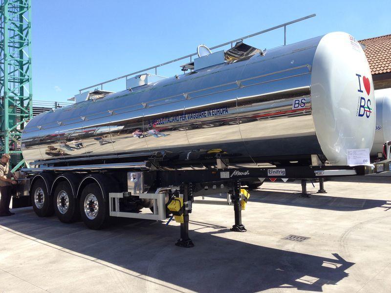 UNIFRIG Light 5.600 kg Lebensmitteltank