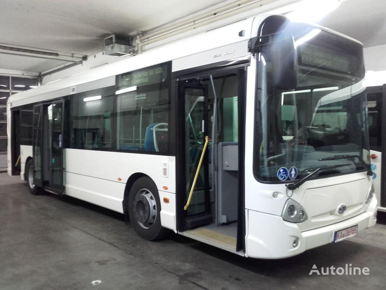 neuer IVECO Heuliez GX137L Linienbus
