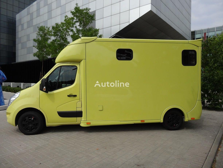 verkauf von renault master pferdetransporter aus polen. Black Bedroom Furniture Sets. Home Design Ideas
