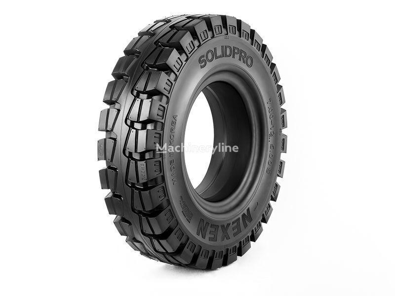 neuer NEXEN solidpro Gabelstapler Reifen