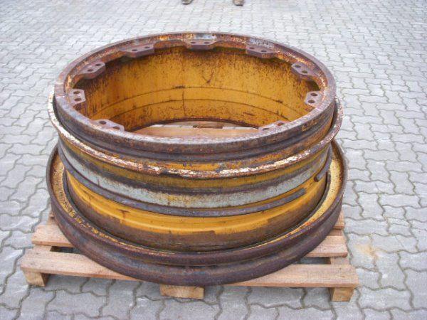 CATERPILLAR (197) Felge / rim für Bereifung 24.00R49 LKW Stahlfelge