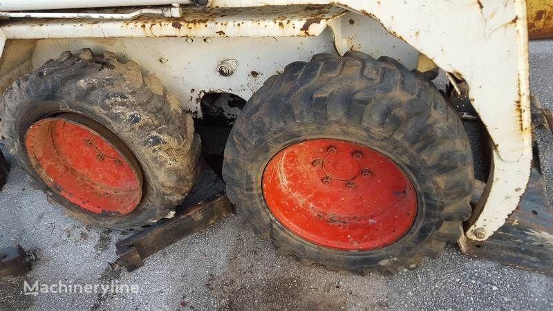 JANTES BobCat Reifen für Kompaktlader