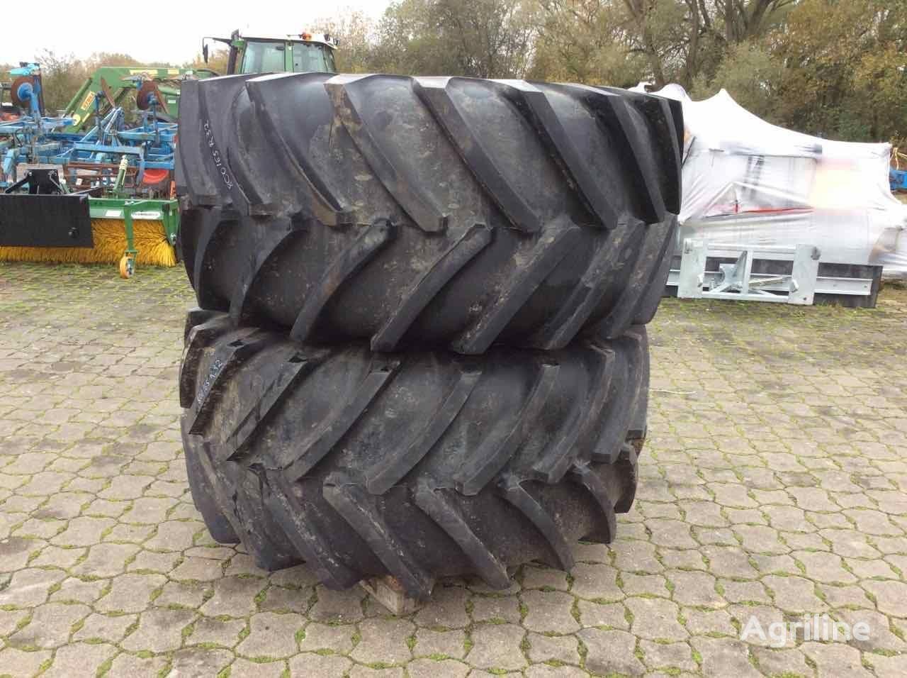 Michelin 2x MD Komplettrad Reifen für Traktor