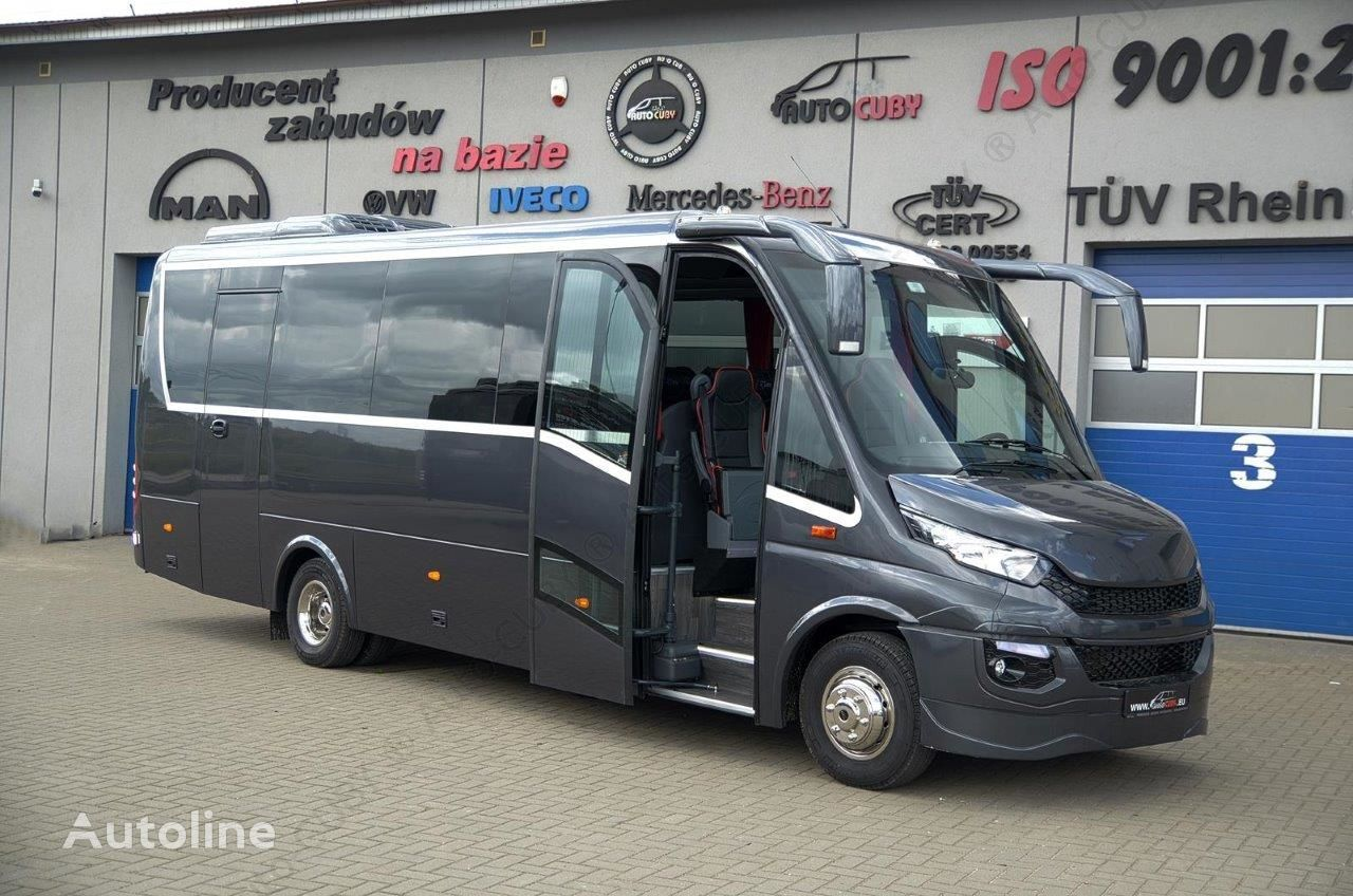 neuer IVECO CUBY IVECO 70C / EURO 6 / 31-max 35 Osoby / MOC 180-220 KM/ (293 Reisebus