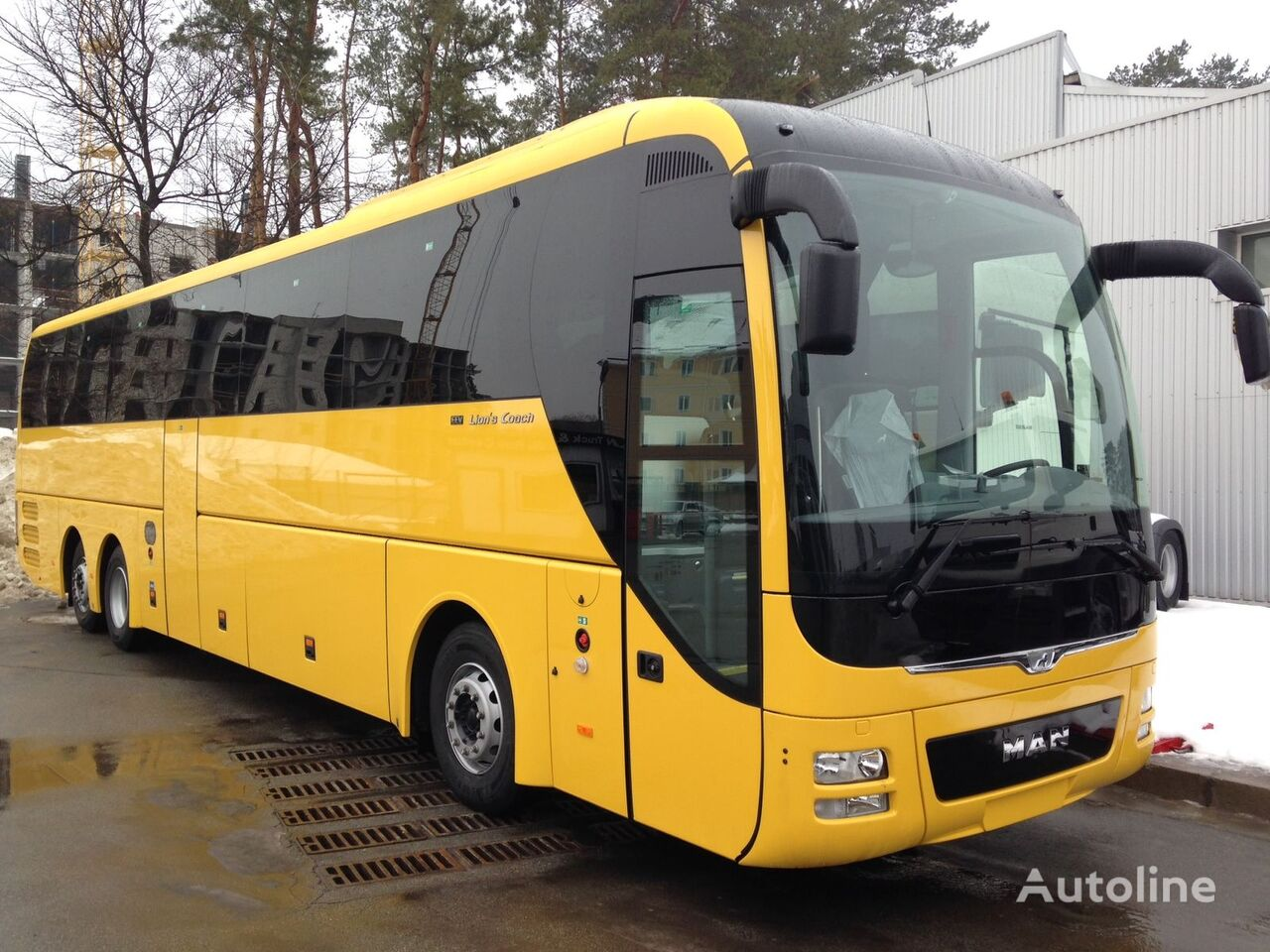 verkauf von neue man lion 39 s coach reisebus aus der ukraine. Black Bedroom Furniture Sets. Home Design Ideas