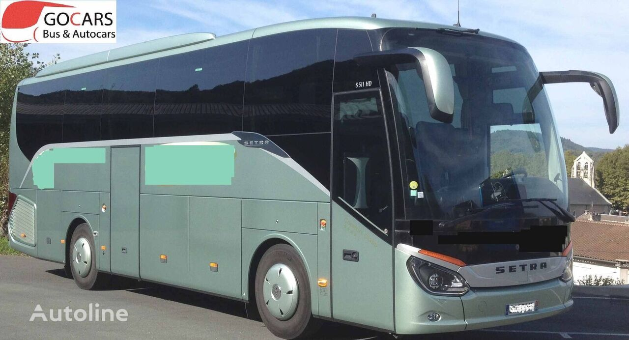 SETRA 511 hd  Reisebus