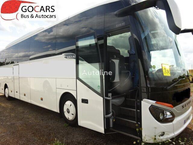 SETRA 516 hd 40+1+1 vip**** 380 000 KM ORIGINAL Reisebus