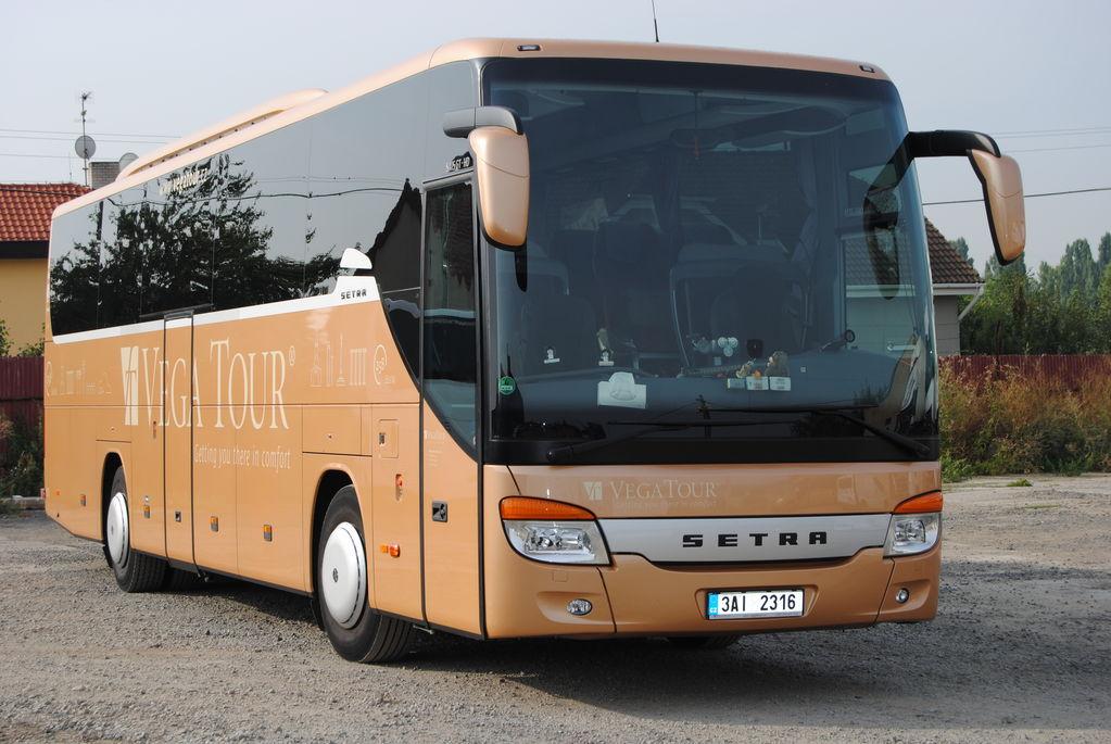 SETRA S 415 GT-HD Reisebus