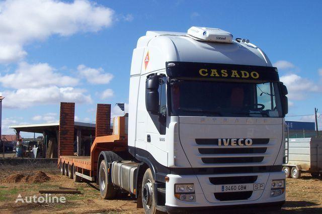 IVECO STRALIS 500 Sattelzugmaschine