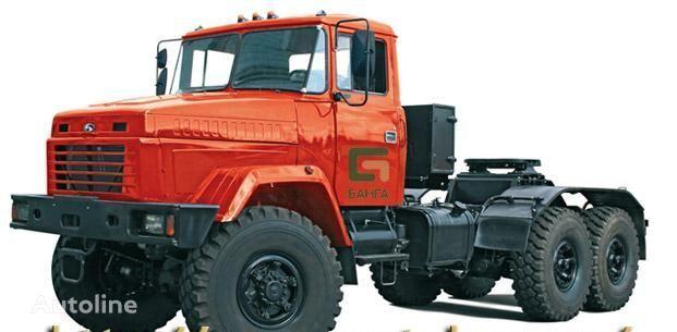 neue KRAZ 6446-014 Sattelzugmaschine