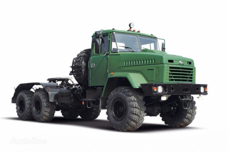 KRAZ 6446 tip 1 Sattelzugmaschine