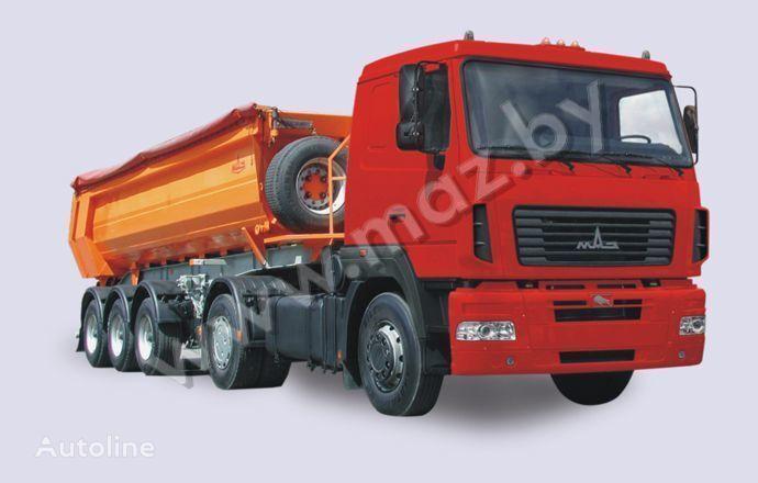 neue MAZ 5440 A5 Sattelzugmaschine