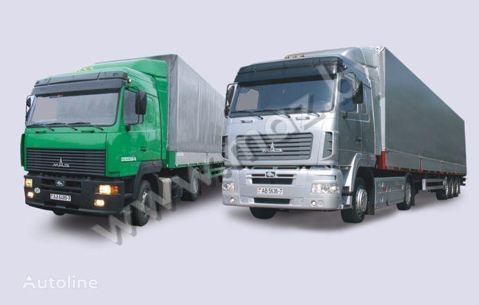 neue MAZ 5440 (A8, A9, 19, E9) Sattelzugmaschine