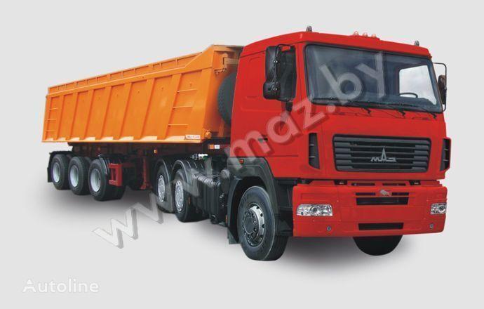 neue MAZ 6430 A8 Sattelzugmaschine