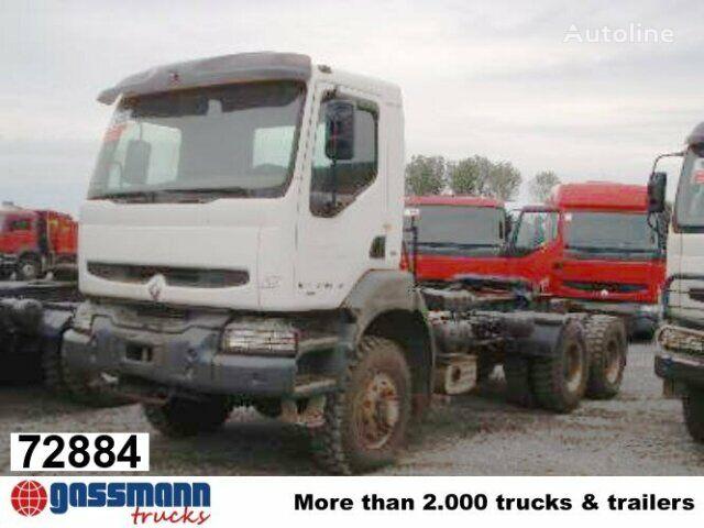 RENAULT Kerax / 350.34  Sattelzugmaschine