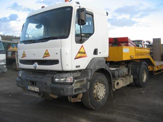 RENAULT Kerax 420 Sattelzugmaschine