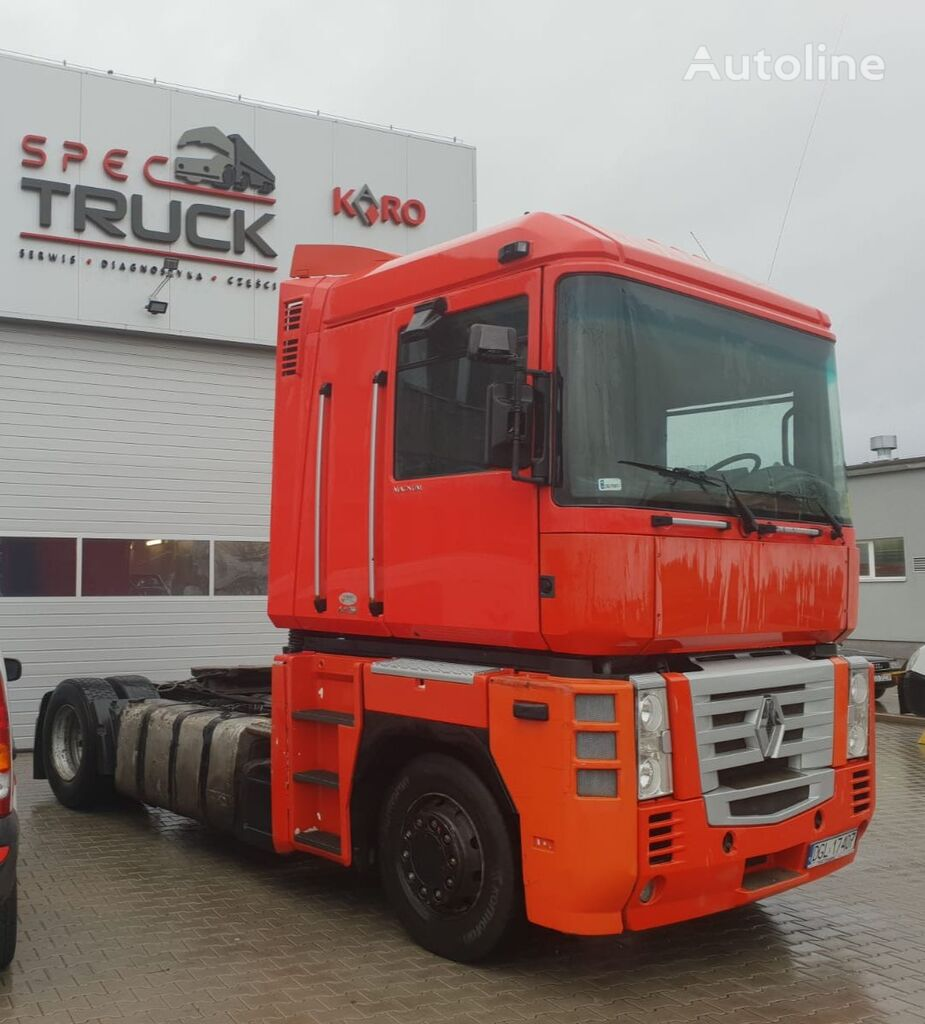 RENAULT Magnum 440 DXI, Steel / Air, Manual  Sattelzugmaschine