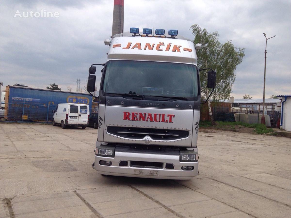 RENAULT PREMIUM 420 Sattelzugmaschine