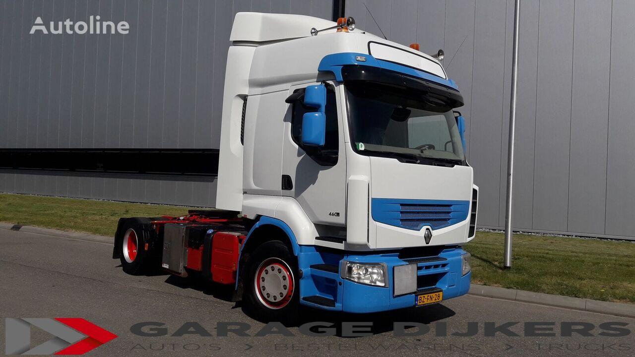 RENAULT Premium 460-19T Euro5/EEV/ ADR/ GardnerDenver Sattelzugmaschine