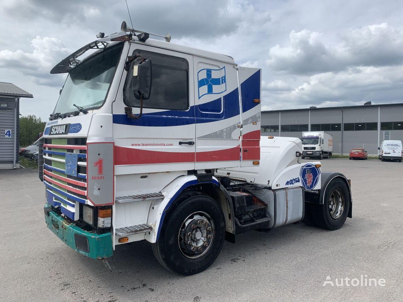 SCANIA R113 4x2 360 hp tractor Sattelzugmaschine