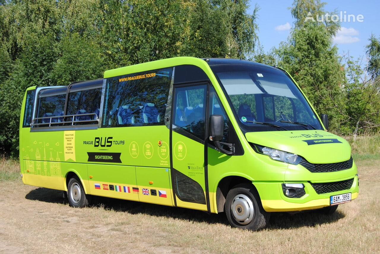 IVECO Atomic Sunrise Cabrio Sightseeing Bus