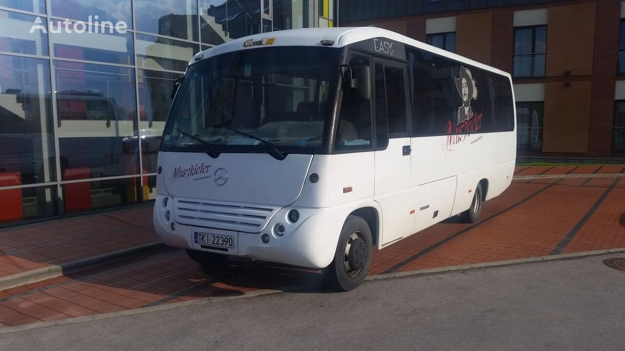 MERCEDES-BENZ Tomassini Sightseeing Bus