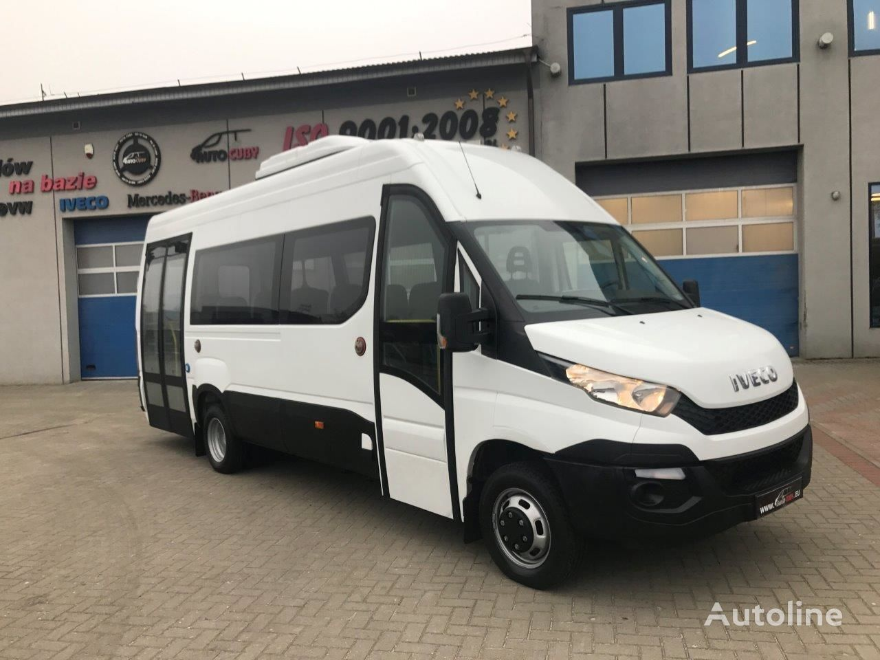 neuer IVECO CUBY DAILY 50C CITY Stadtbus