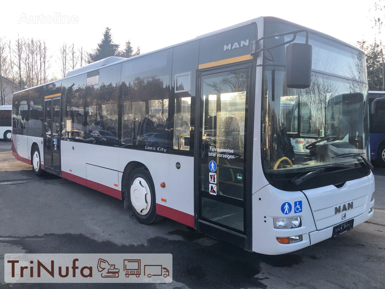 MAN A 20 | Klima | 45 Sitze | Grüne Plakette |   Stadtbus