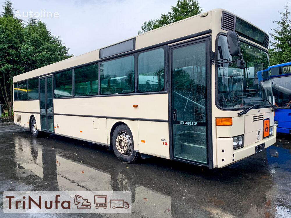 MERCEDES-BENZ O 407, 408 | Schaltgetriebe |  Stadtbus