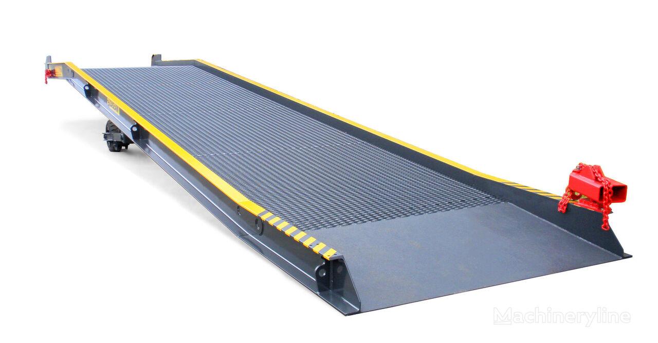 neue MOBILE RAMP RM.07 Mobile Verladerampe