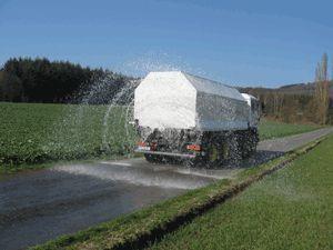 neuer amag AT 17 Abrolltank Tankwagen Auflieger