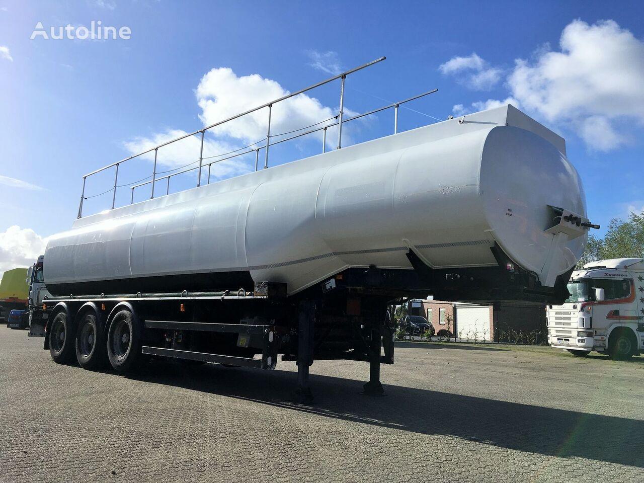 FRUEHAUF ADR 36.000ltr LGBF Diesel-Benzine Tankwagen für Heizöl und Diesel
