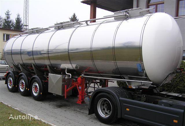 SCHRADER 31500l 5950kg !!! Tankwagen