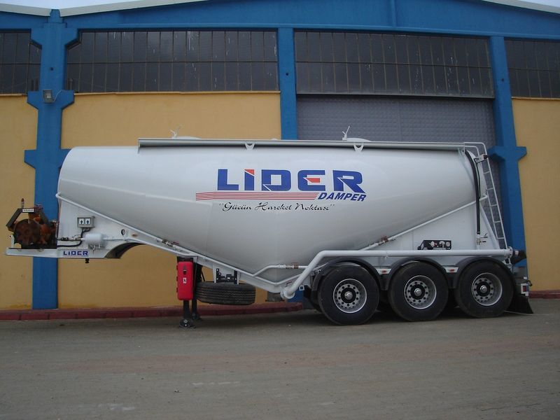 neuer LIDER  2017 YEAR NEW BULK CEMENT manufacturer co. Zementtransporter