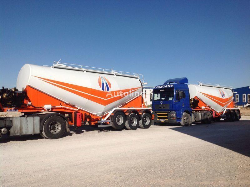 neuer LIDER 2019 MODEL NEW CEMENT TANKER  Zementtransporter