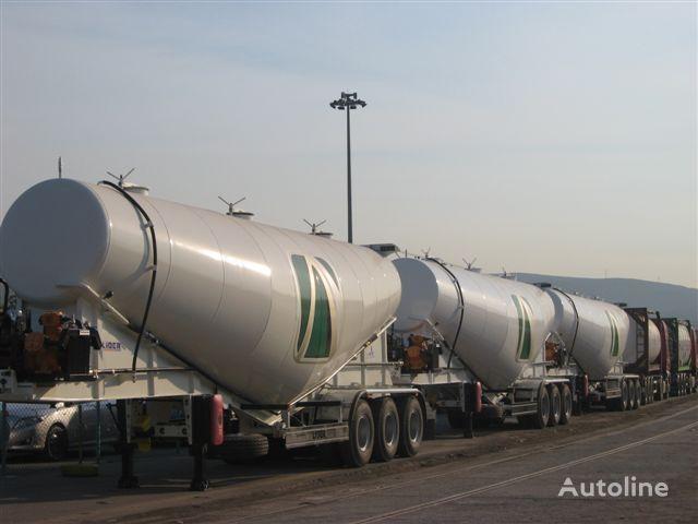 neuer LIDER LIDER NEW 2017 year BULK CEMENT TRAILER Zementtransporter