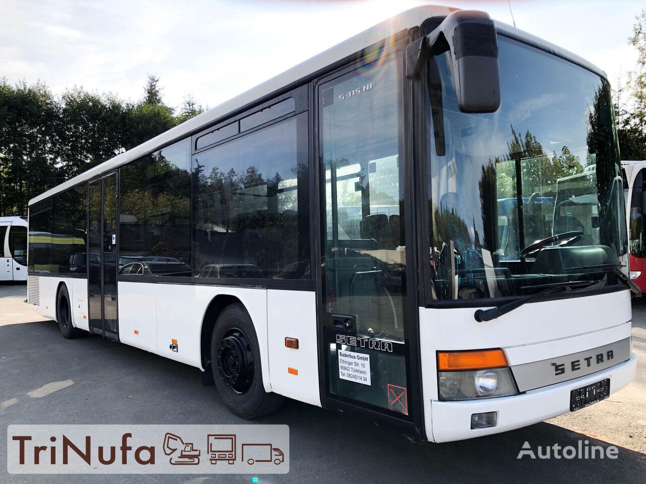 SETRA S 315 NF   Retader   TÜV + SP NEU   Rampe     anderer Bus