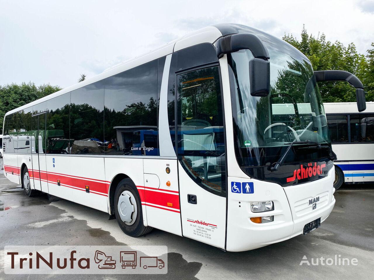 MAN R 12 | Euro 4 | 55 Sitze| Schaltgetriebe | Klima |  Überlandbus