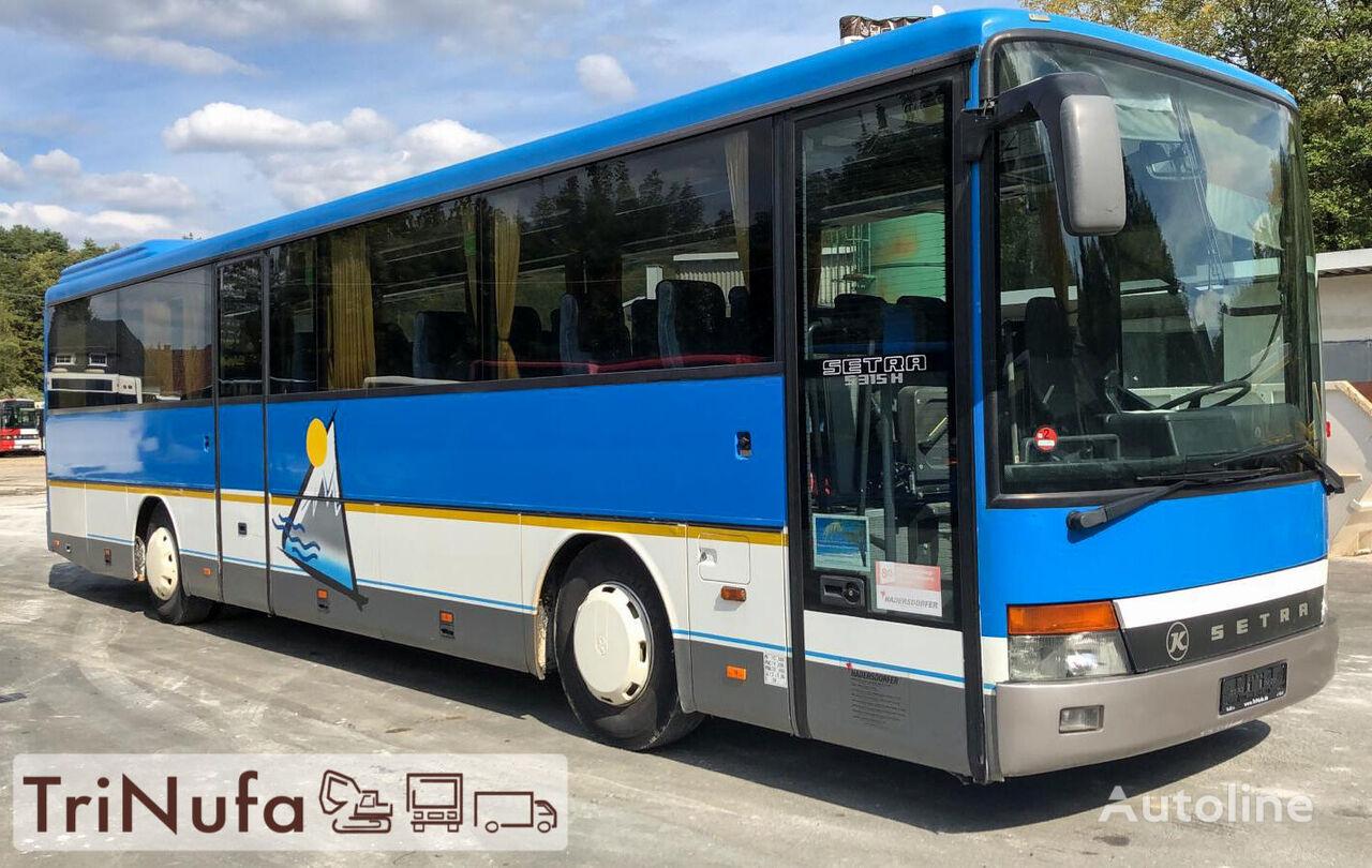 SETRA 315 H | Klima | Schaltgetriebe | Retarder |  Überlandbus